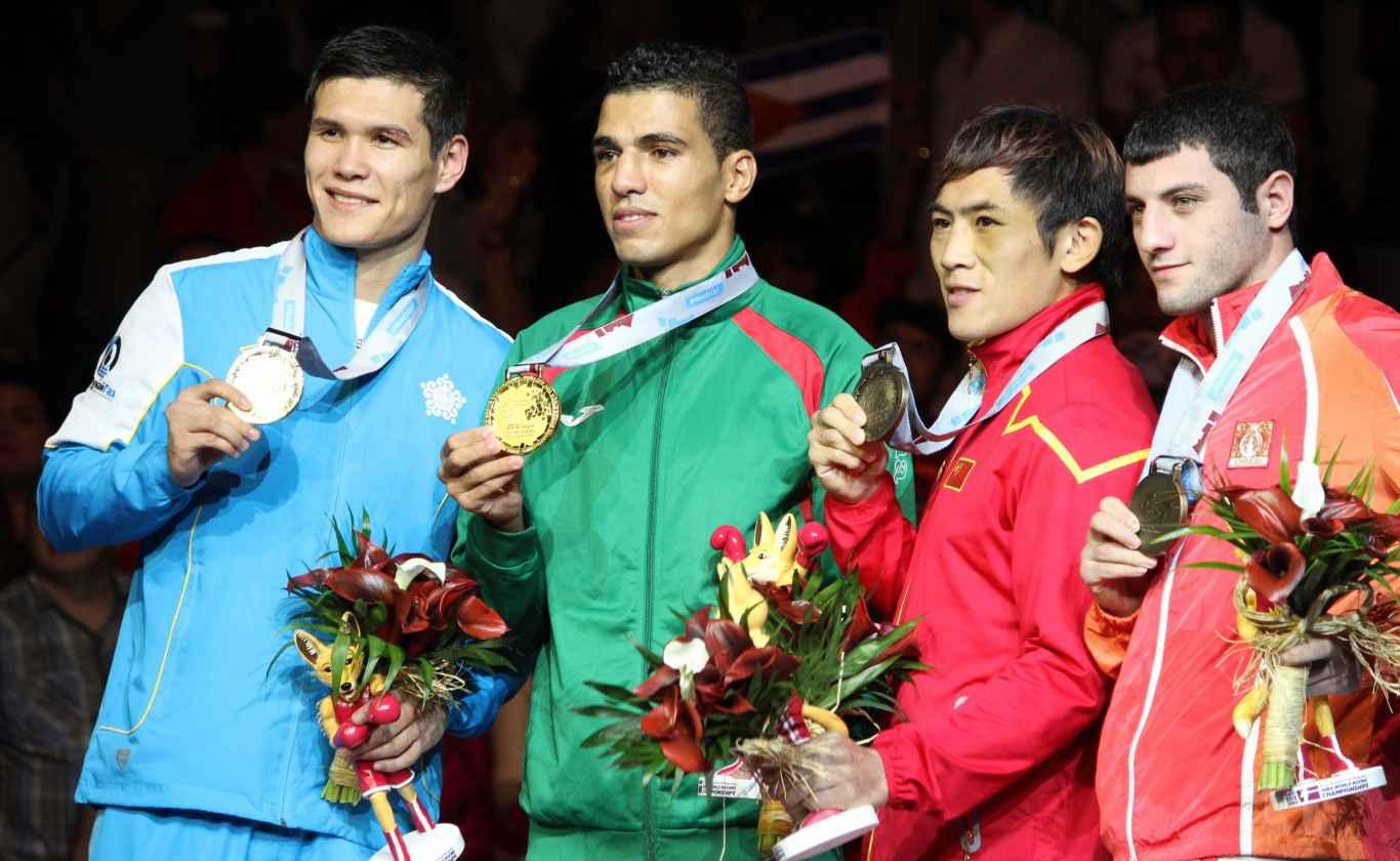 казахстан занял первое место